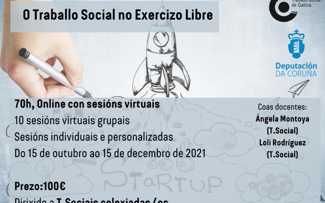 O Traballo Social no Exercicio Libre