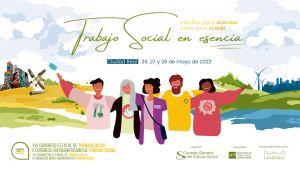 XIV Congreso Estatal e II Iberoamericano de Traballo Social 2022