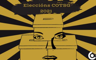 COMEZA O PROCESO ELECTORAL DO COTSG 2021