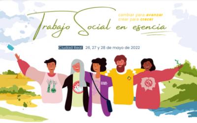 DESCONTOS PARA COLEXIADOS/AS  XIV Congreso Estatal e II Iberoamericano de Traballo Social 2022.
